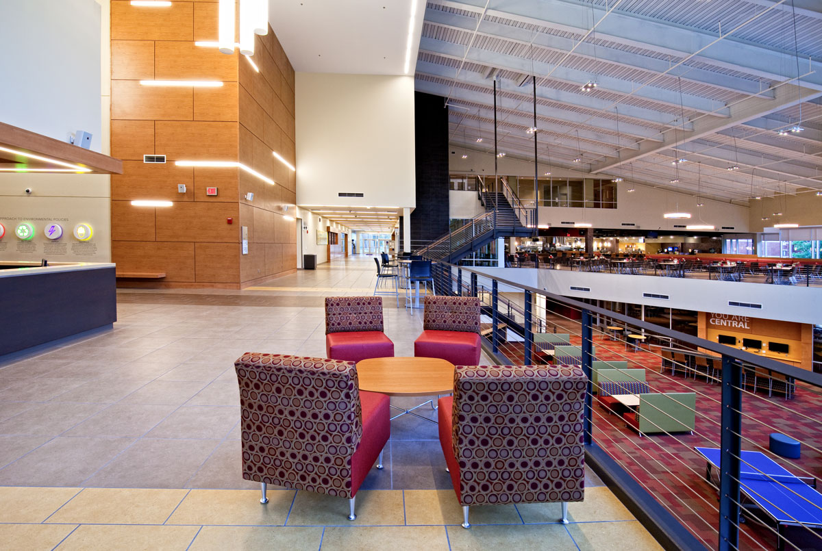Restaurants and Cafes at Central State University