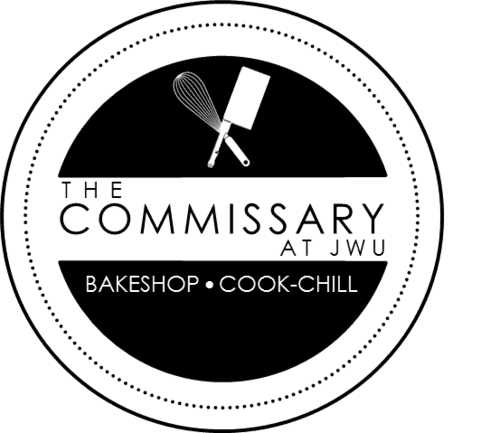 Logo of the Commissary Kitchen and Bakeshop