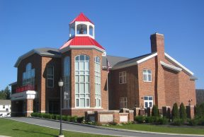 Restaurants and Cafes at or near LHU