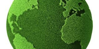 A green model of the earth