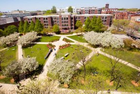 Restaurants and Cafes for Students at DePaul University