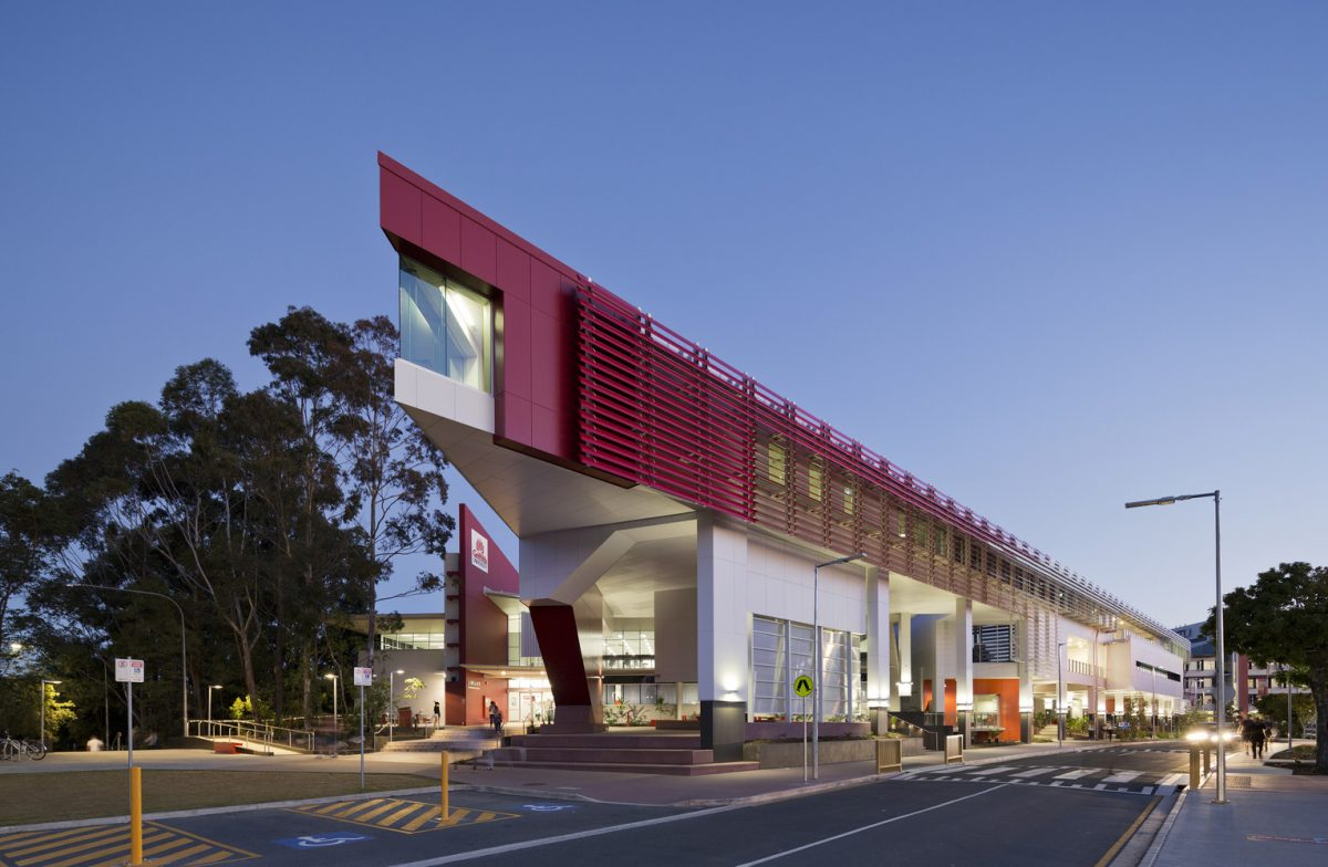 Restaurants & Cafes For Students at Griffith University