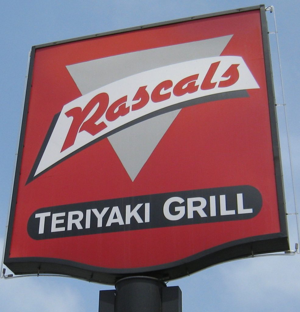 Rascals Teriyaki Grill?