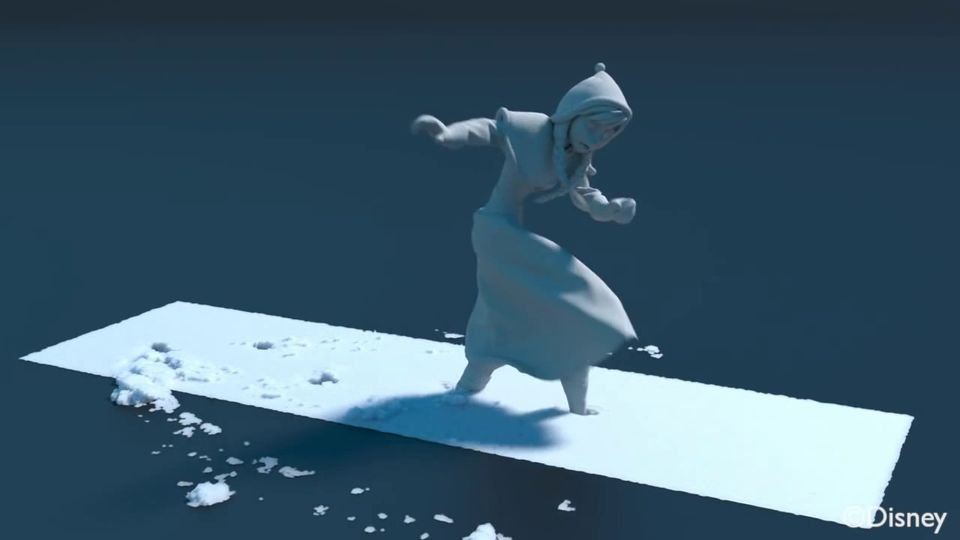 Making of Disney's Frozen