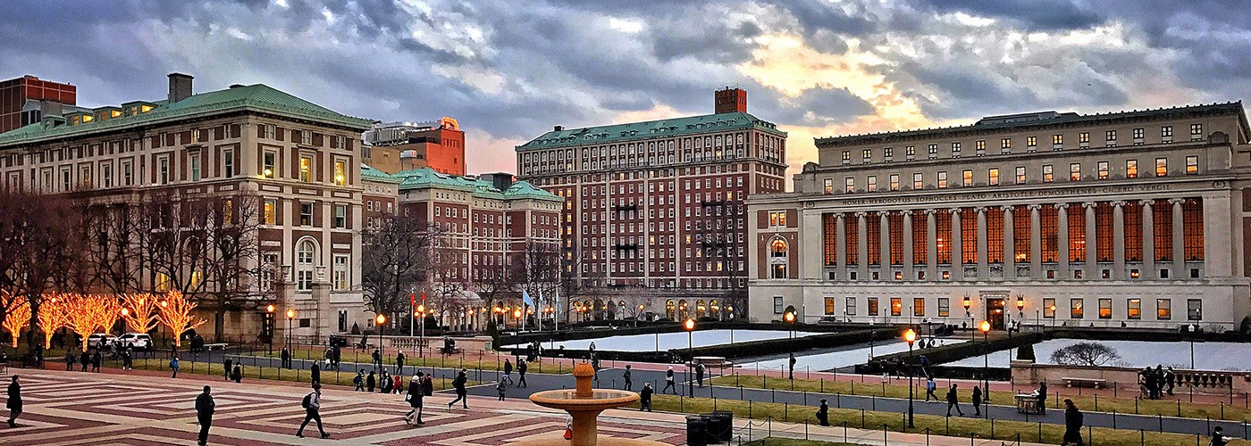 Restaurants and Cafés at Columbia University