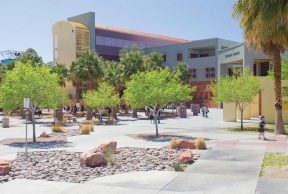 Restaurants and Cafes for Students at College of Southern Nevada