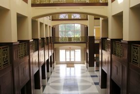 Restaurants and Cafes at the Christopher Newport University