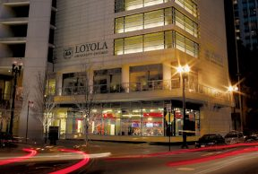 Restaurants and Cafes at Loyola University Chicago