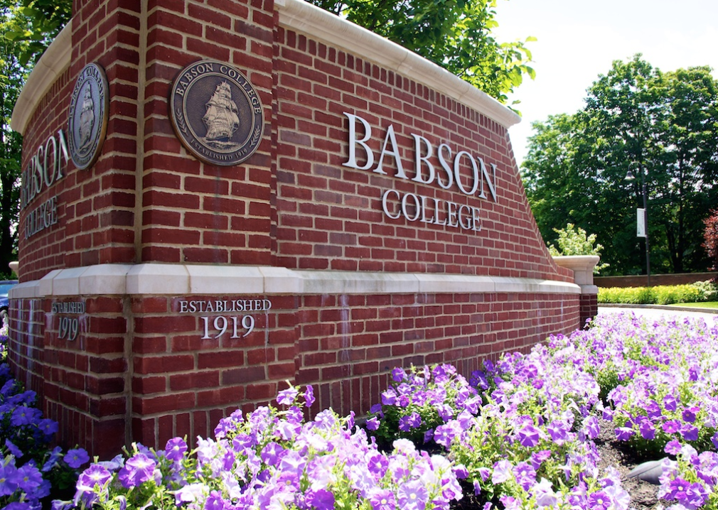 10 Coolest Courses at Babson College