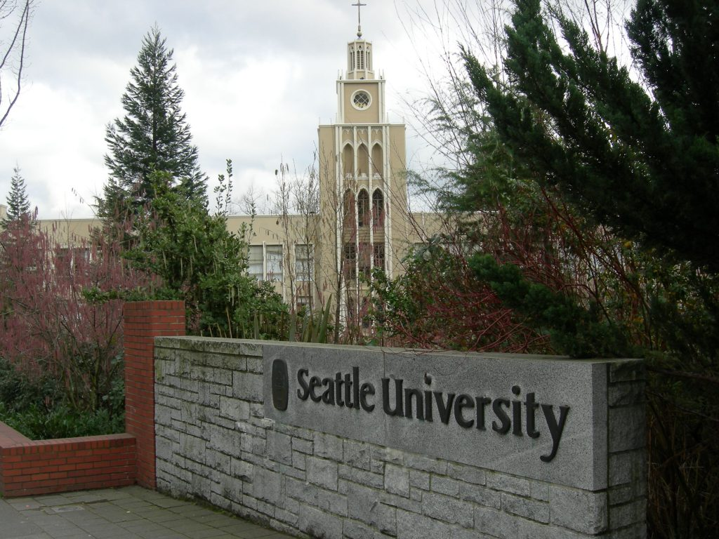 Jobs for College students at Seattle University