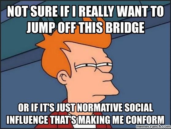 memeabout psychology