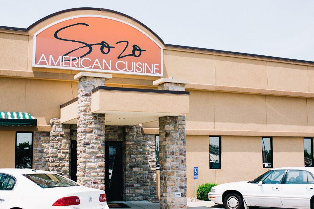 The picture of Sozo American Cuisine