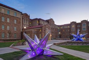 Restaurants and Cafes at Texas Tech University