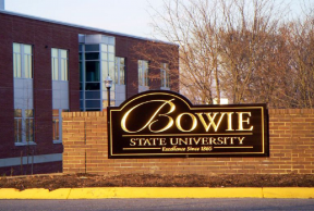 Restaurants and Cafes near or at Bowie State University