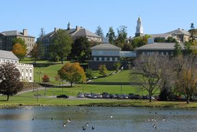 Restaurants and Cafes for Students at Colgate University