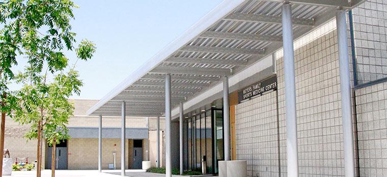 World-class sports medicine facility at CSU - Fresno.