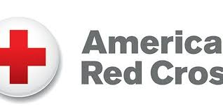 This is the extremely well-known logo of the American Red Cross.