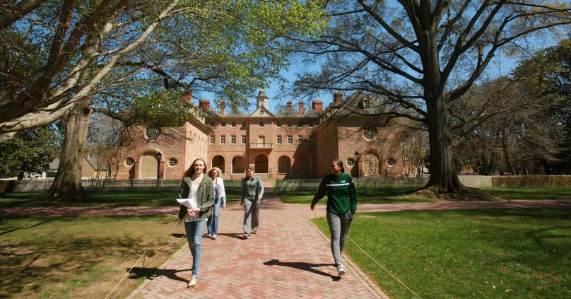Restaurants and Cafes at the College of William & Mary
