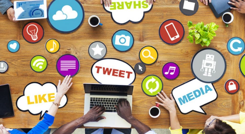 Social media and outreach opportunities are great for students