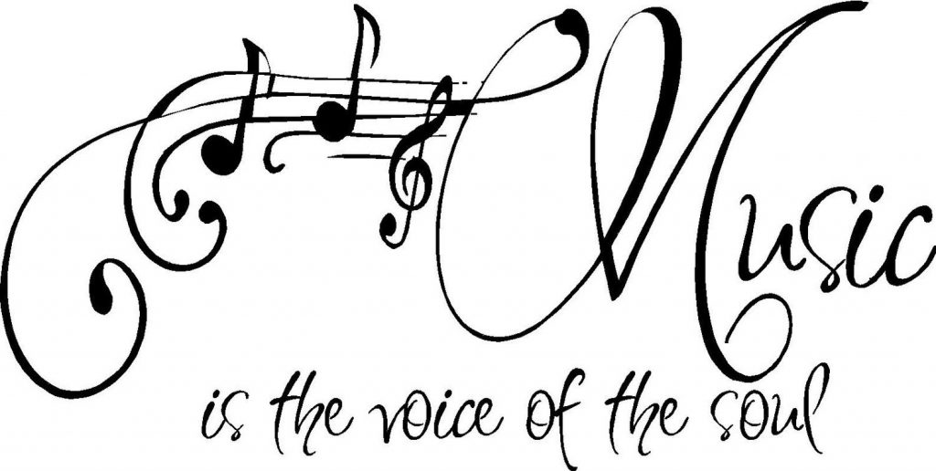 Music - the voice of soul