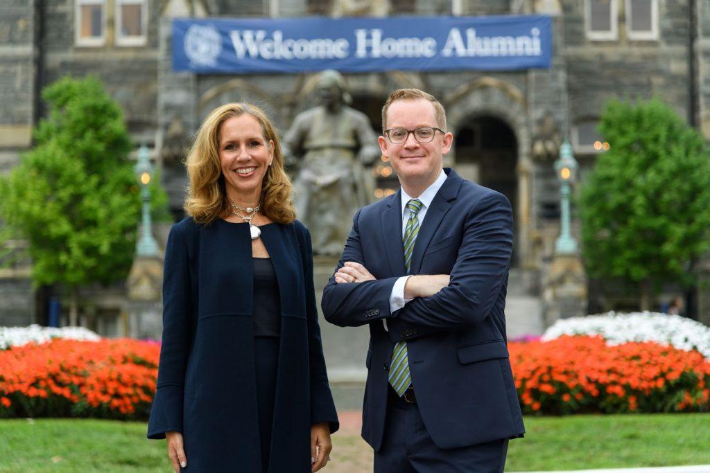 Director of Alumni