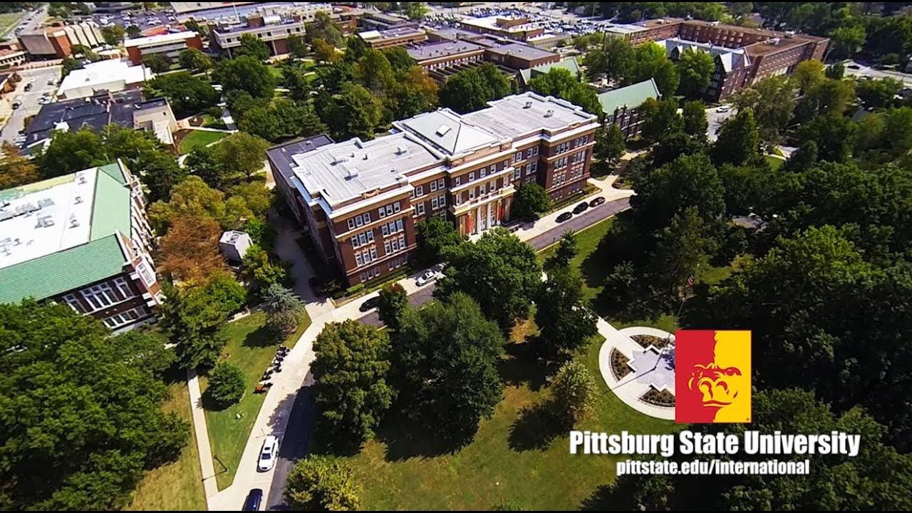 Restaurants and Cafes for Students at Pittsburg State University