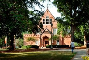 Restaurants and Cafes Near or at Mercer University