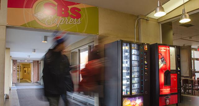 SBS Express interior