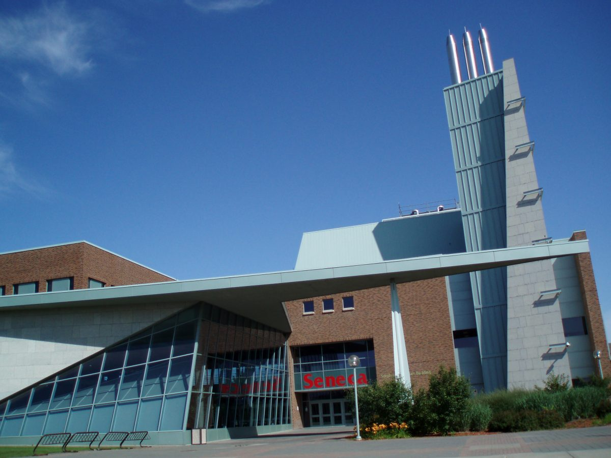 Jobs for College Students at Seneca College