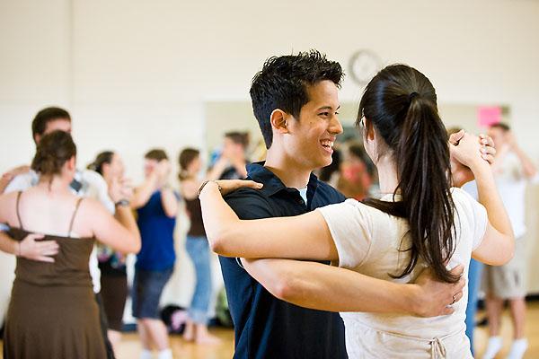 Social Ballroom Dancing for Fun