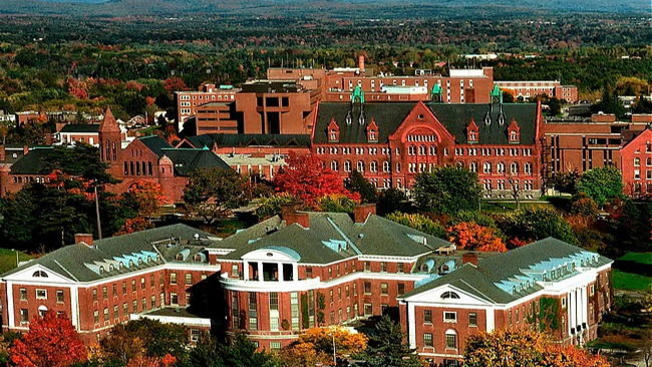 Restaurants and Cafes at University of Vermont