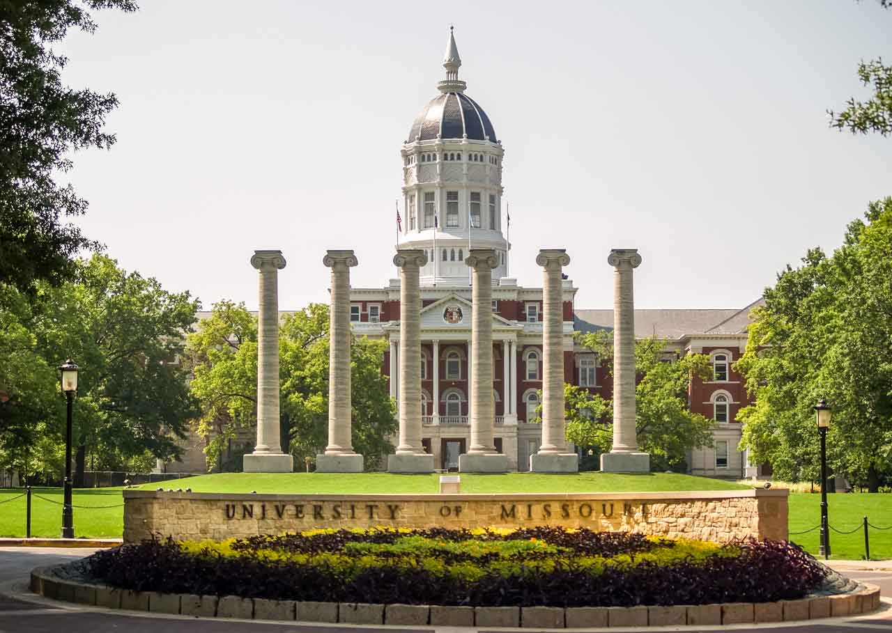 Restaurants and Cafes near or at Missouri State University