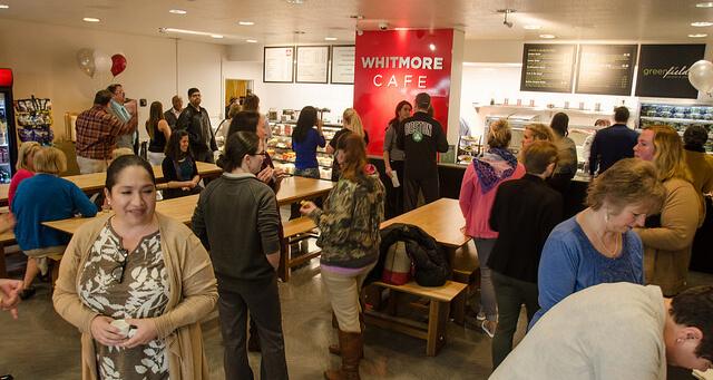 Whitmore Café interior
