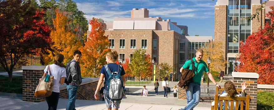 Restaurants and Cafes at Duke University