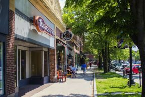 Restaurants and Cafes near or at Keene State College
