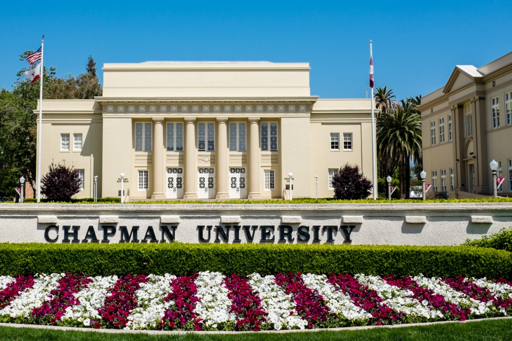 Restaurants and Cafes for Students at Chapman University