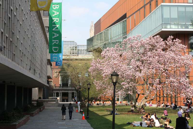 10 Hardest Courses at Barnard College?