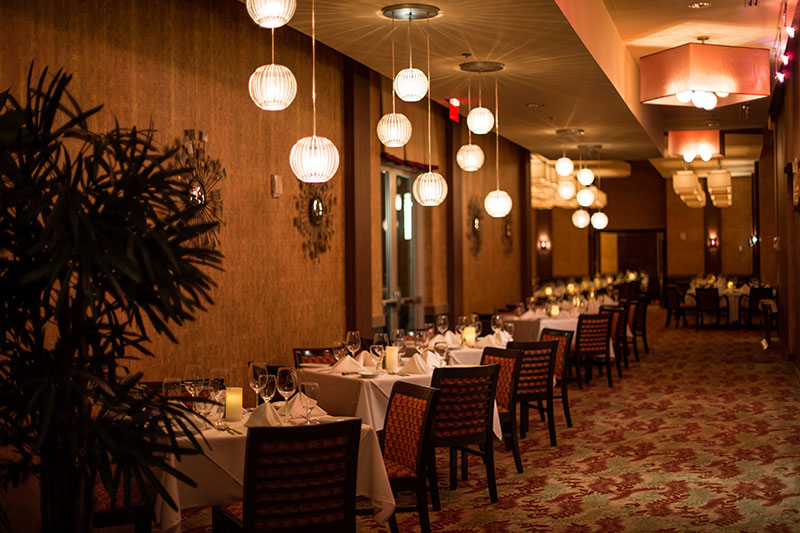 An image of Ruth's Chris Steak House interior