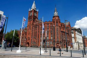 Jobs for College Students at the University of Liverpool