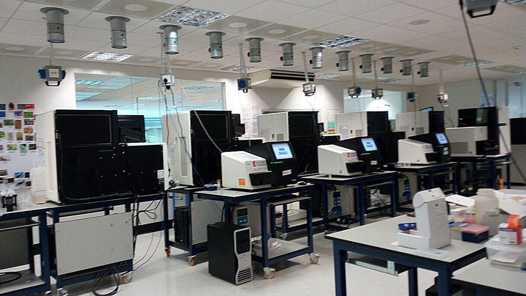 An image of Bioinformatics and Computational Biology Lab