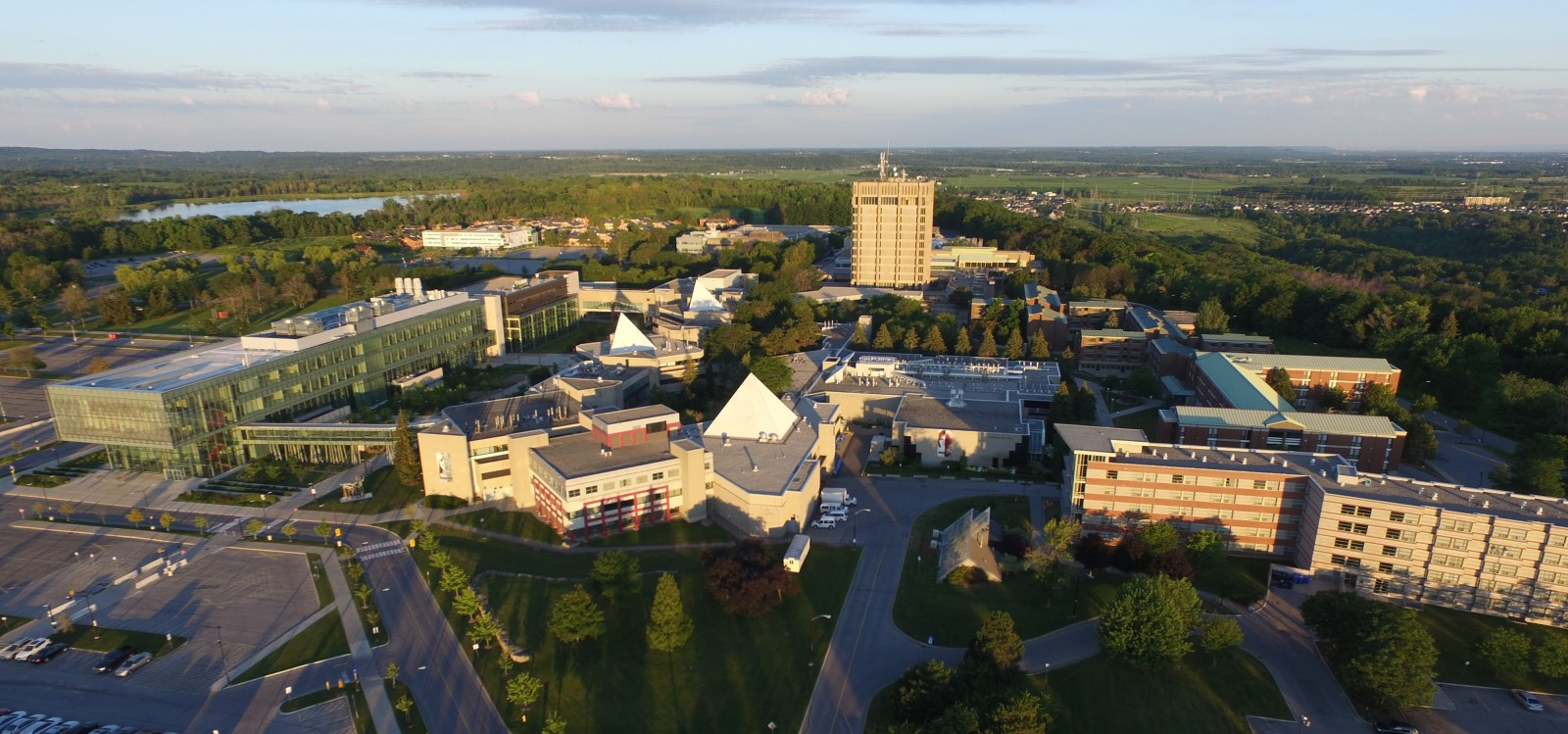 Restaurants & Cafes for Students at Brock University