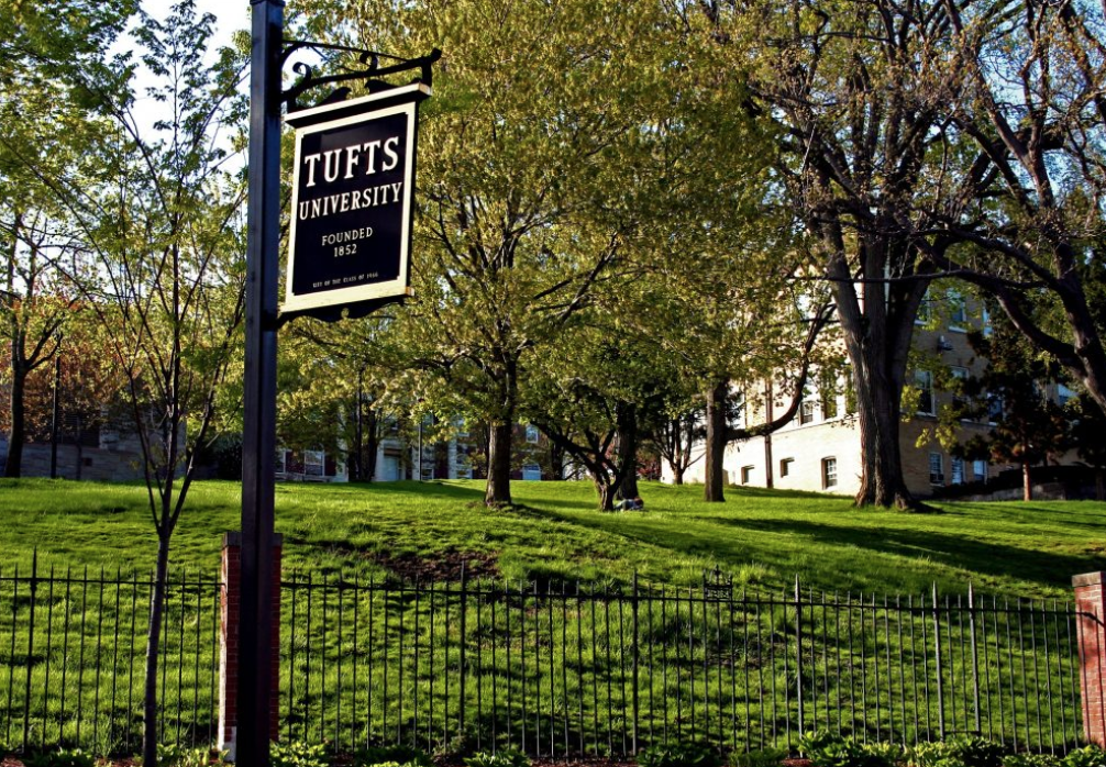 Restaurants and Cafes at Tufts University