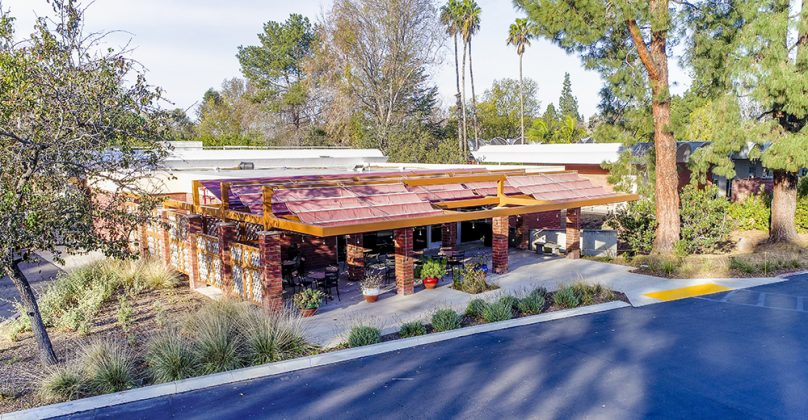 Restaurants in or at California Lutheran University