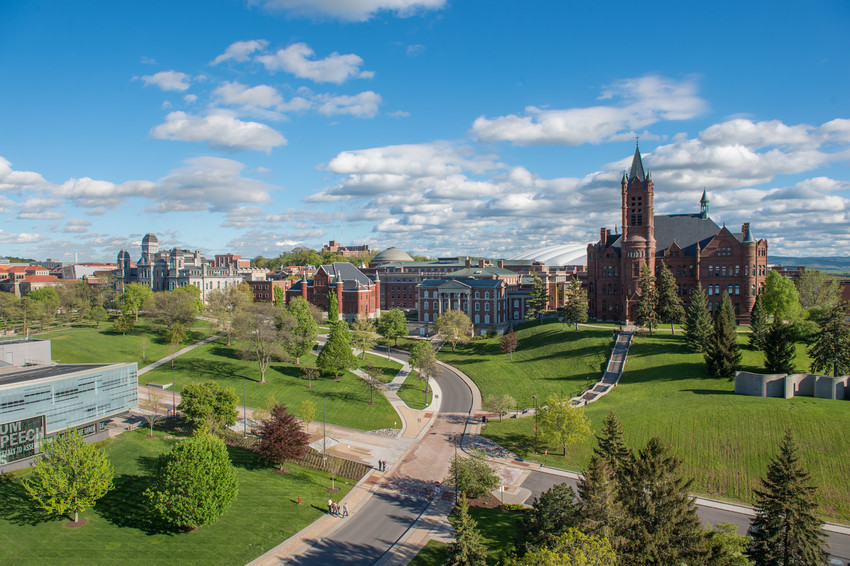 Syracuse University Past Exams and Midterms 2019