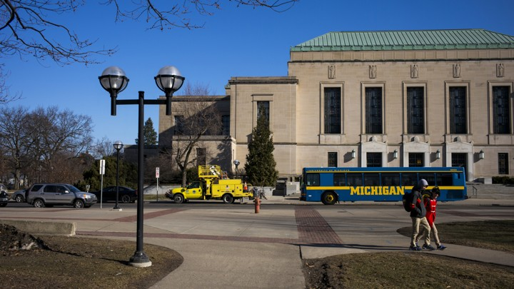 University of Michigan Past Exams and Midterms