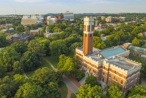 Restaurants and Cafes at Vanderbilt University
