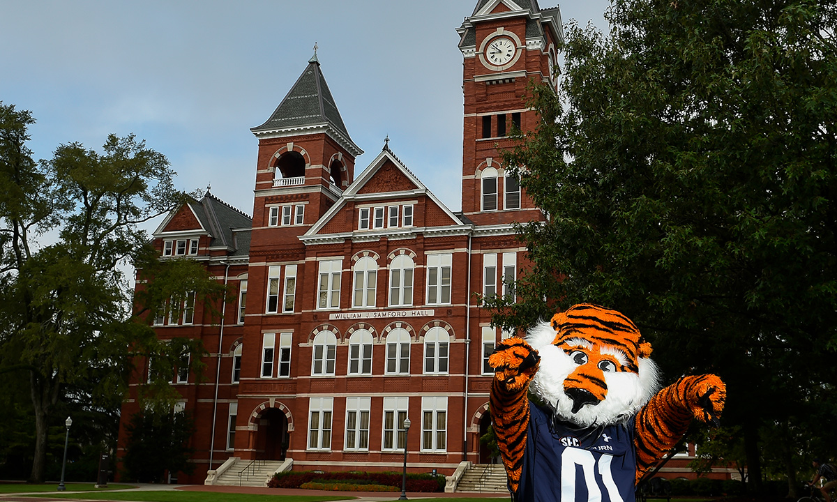 Auburn University Past Exams and Midterms 2019