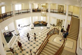 Jobs for College Students at Christopher Newport University