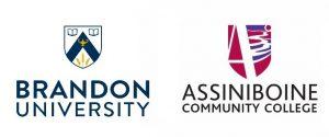 brandon university and assiniboine community college logo student discount canada