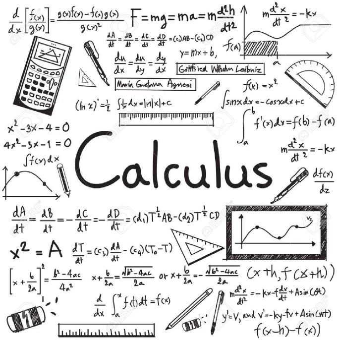 Physics with Calculus involves lots of mathematical work.